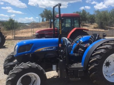 NEW HOLLAND T. 4050N