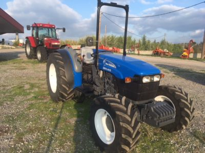 NEW HOLLAND TN90FA